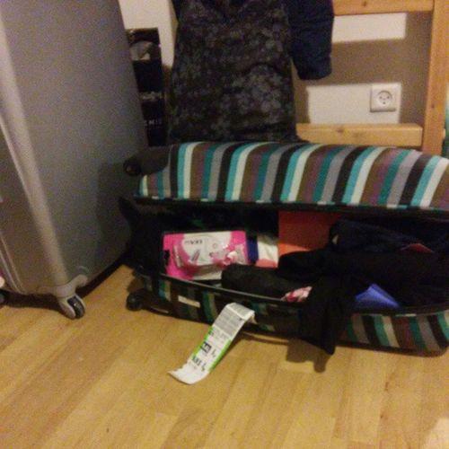 Pereza de desarmar maletas.....Denmark Aalborg