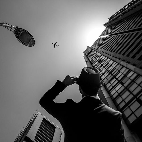 'Let's fly away' Gangsters Paradise The Week Of Eyeem EyeEm Best Shots EyeEm Best Shots - Black + White Blackandwhite EyeEmBestPics Cinema In Your Life The Architect - 2016 EyeEm Awards