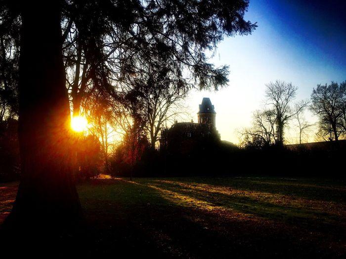 Taking Photos Enjoying Life Sunset Architecture