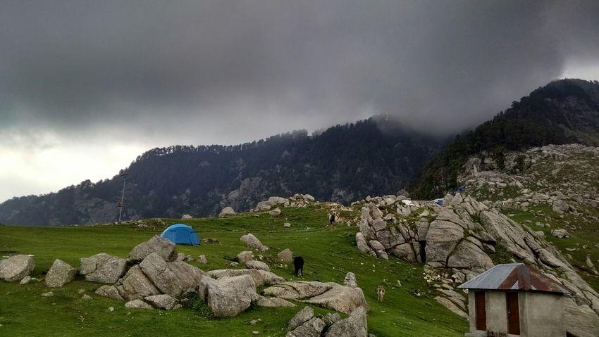 Camping Out Eye Em A Traveller Amazing View EyeEm Best Shots - Landscape Dhauladhar Triundtrek Himachalpradesh Viewfromthetop