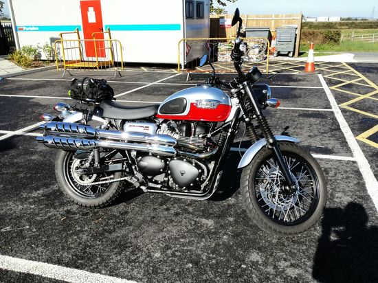 Triumph Scrambler 900 Triumph Retro Motorcycle Check This Out