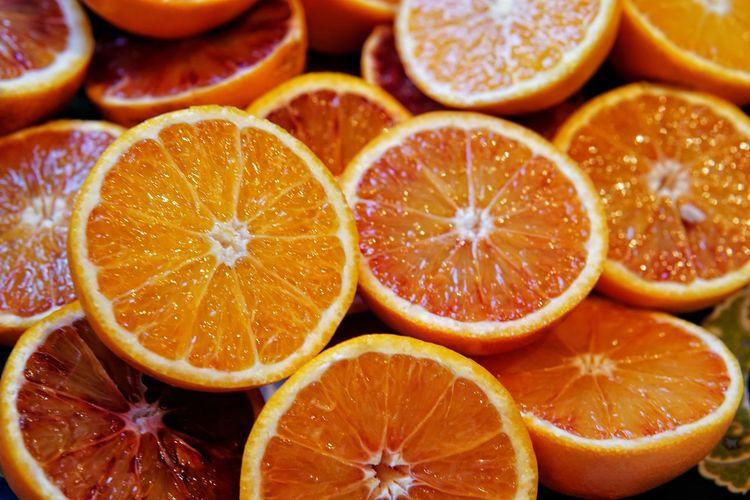 oranges Blood