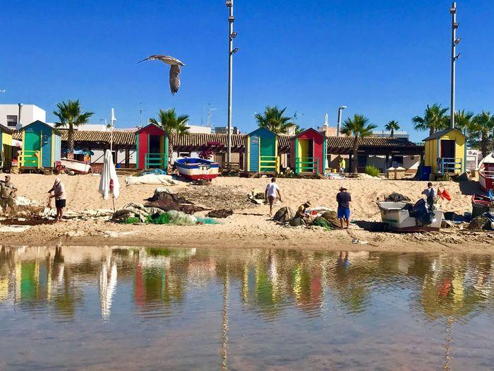 Isla Antilla Playa Pescadores Lepe