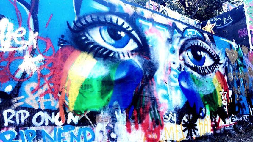 Austin, Texas, hope outdoor gallery, spray paint, atx Austin Texas ATx