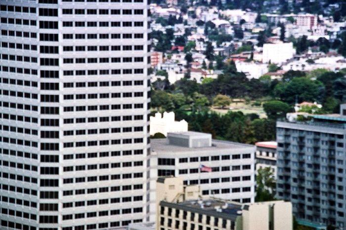 Buildings Real Film Oakland Tribune Tower