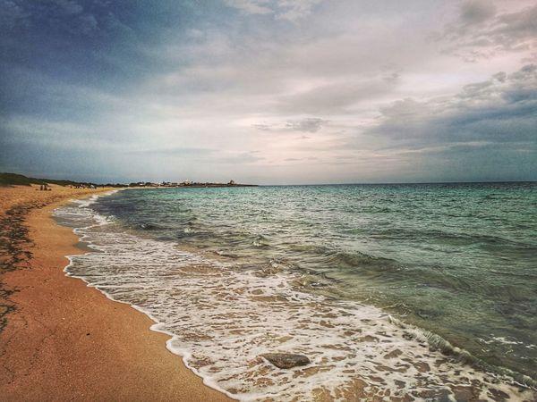 #mare #estate #settembre Water Low Tide Sea Wave Beach Sunset Sand Summer Backgrounds Sun