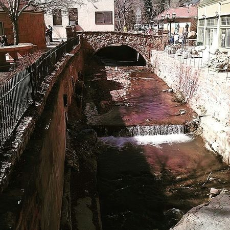 Check This Out Ilovebridges Taking Photos Hello World manitou springs by troubleface