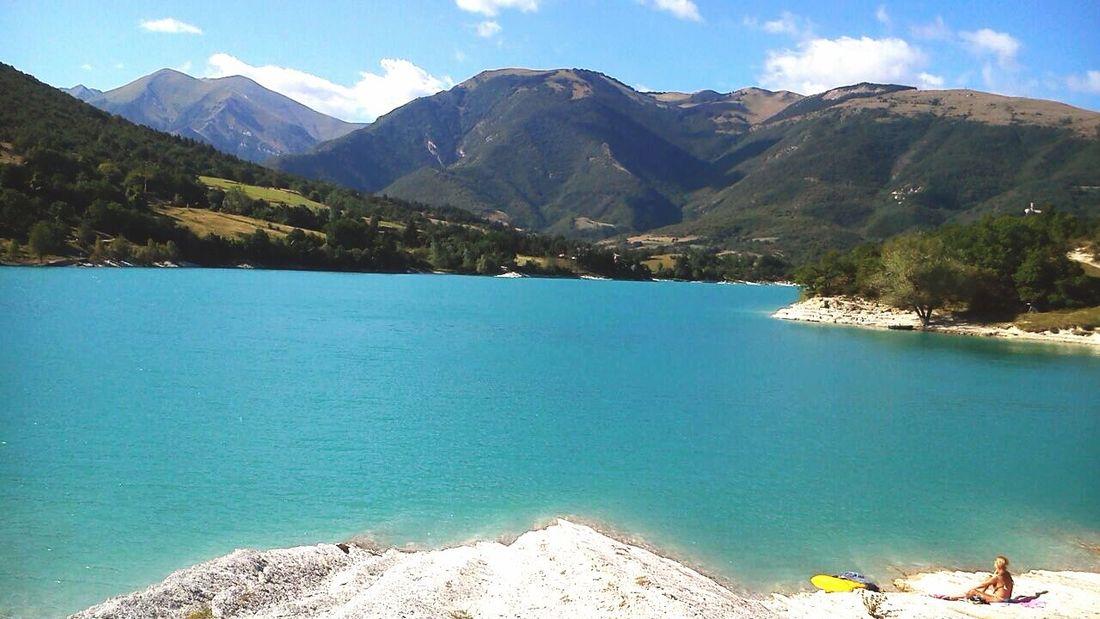 Feel The Journey fiastra lake