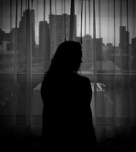 When I pose. Monochrome Monochromatic Monochrome_life Monochrome _ Collection Selfportrait Selfportrait Of A Woman Self Portrait Around The World Toronto Days People And Places
