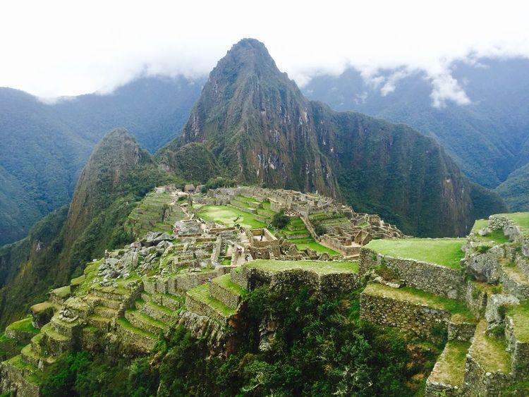 Machu Picchu Mountain History Ancient Travel Destinations Mountain Range Tourism Nature Beauty In Nature MachuPicchu Machu Picchu - Peru Peru Latin America South America Andes Andes Mountains Andean Landscape Scenics Inka Inka Trail Inca Incas Inca Trail Inca Ruins