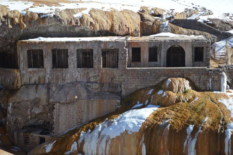Inca's Bridge