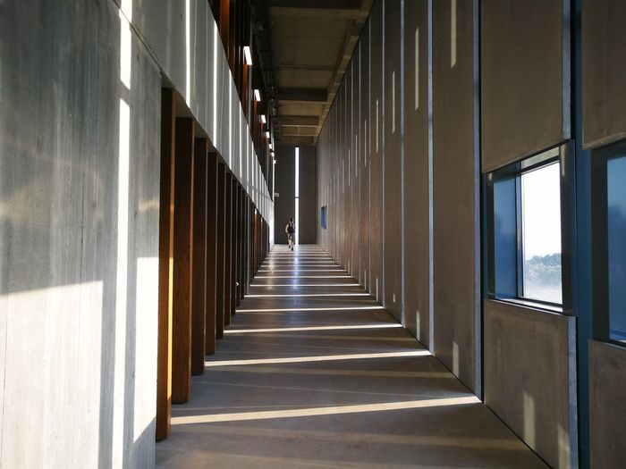 Corridor of existence
