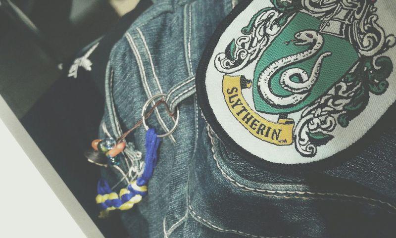 Yah! Slytherin Slytherin Pride Enjoy Life