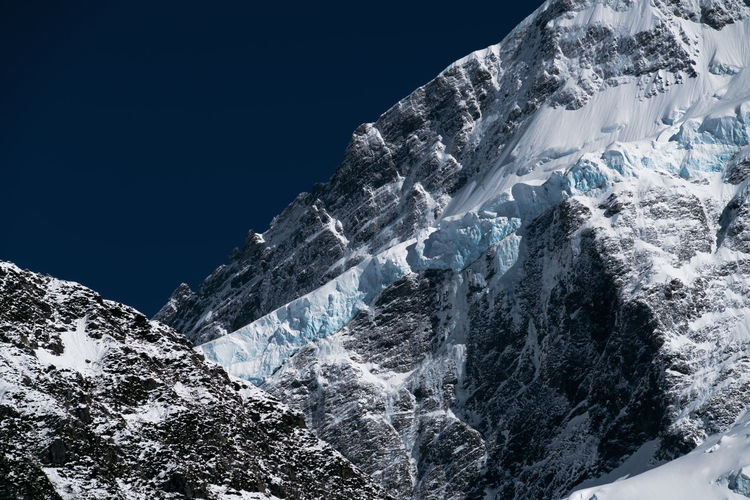 Backgrounds Cold Temperature Day EyeEm Nature Lover EyeEm New Here Galaxy Glacier Mountain Mountain Peak Mountain Range Mt Cook Nature No People Outdoors Satellite View Scenics Sky Snow Tranquility EyeEmNewHere
