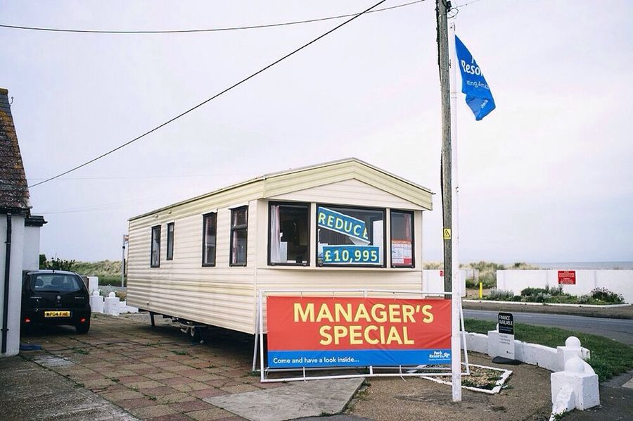 Manager's Special Caravan Caravan Park