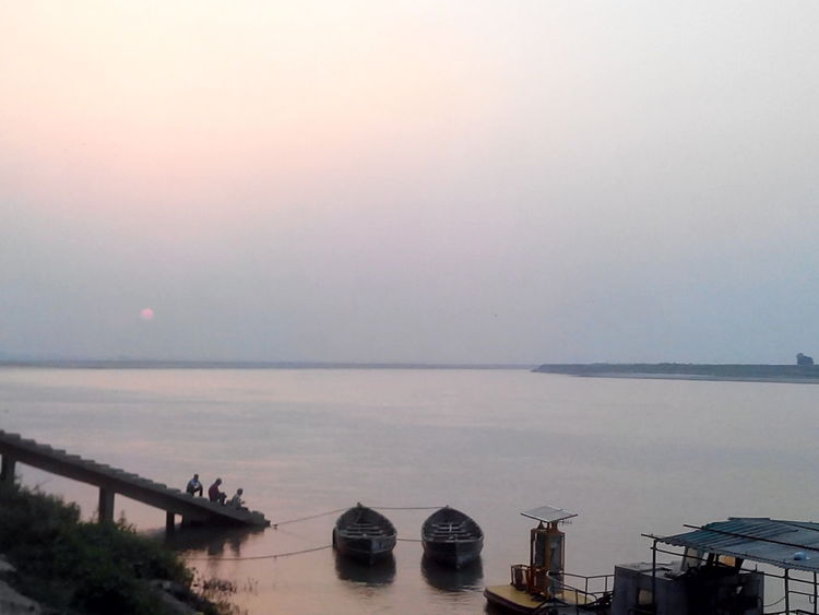 Original, Nature at its best, Sunset again, River bank Thetourist Check This Out EyeEm Best Shots - Nature EyeEmBestCollection EyeEm Best Shots EyeEm Nature Lover Eye4photography  Riverviews Riverside Riverbank Patna In India) Patnabeats Patna_city Ganga Ghat Ganga River Nature_collection Nature Photography Nature_perfection Soothing To The Soul May2017 Live For The Story The Great Outdoors - 2017 EyeEm Awards The Photojournalist - 2017 EyeEm Awards The Street Photographer - 2017 EyeEm Awards The Street Photographer - 2017 EyeEm Awards