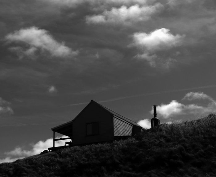 found the house of my dreams 3XPSUnity Architecture Black And White Building Exterior Built Structure Cloud - Sky Cornwall Cornwall Uk Day Dream Home House By The Sea Ladyphotographerofthemonth Nature No People Outdoors Roof Sky