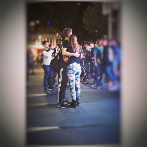 Couple - Relationship Whitenightmelbourne Lifestyles Real People Togetherness