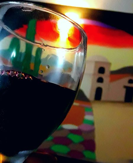 Colores Norteños Vinos Argentinos Drink Drinking Glass Food And Drink Indoors  Jujuy, Argentina Multi Colored Wine
