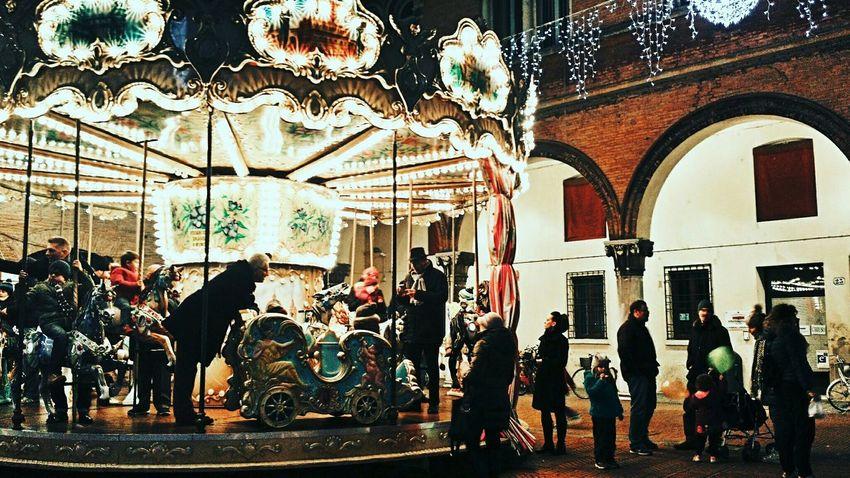 Showcase: December Ferrara Igersferrara Likeforlike Follow4follow Myferrara Comunediferrara FerraraCity Natale #christmas Followme Carousel Happieness