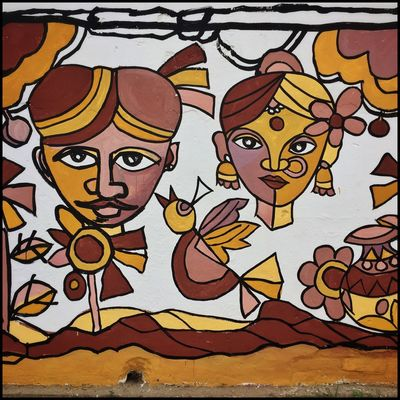 Street art on Happy Bangla New Year 1423. Streetart street photography Iphoneonly #instagramrussia #igmasters #instagramersgallery #huntgram #natgeoru #natgeo #photooftheday #artventurers #iguides_photo #instagood #irkutsk #russia #siberian #instadaily #instaframe #instatime #иркутск #россия #russianpics #beauty #Baikal #ins Sujanmap banglanew year