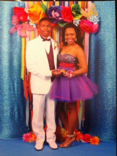 Prom 2013 senior