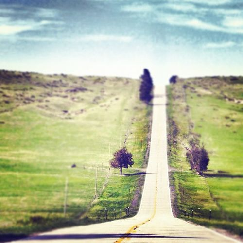 Yet another re-edit for today's forum. This is on Hwy 27 in the Sandhills of Nebraska. #jj_forum_0364 #road #sandhills Road Sandhills Jj_forum_0364