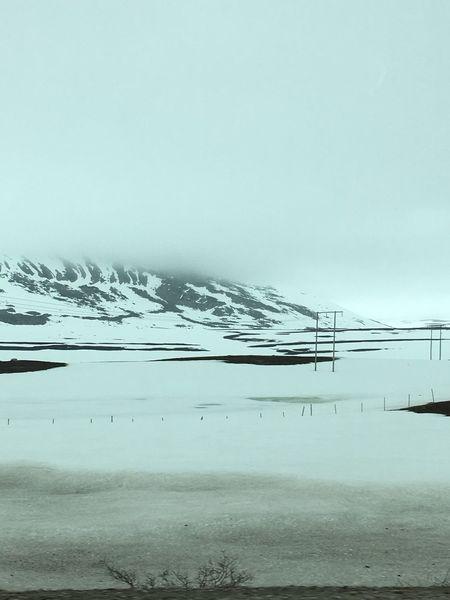 Arctic Landscape Cold Temperature Nature Outdoors Scenics Frozen Snow Summer Winter Winter Summerday