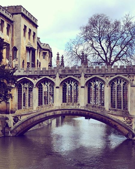 Polishgirl Photooftheday Nikonphotography Architecture Bridge Cambridge 📷