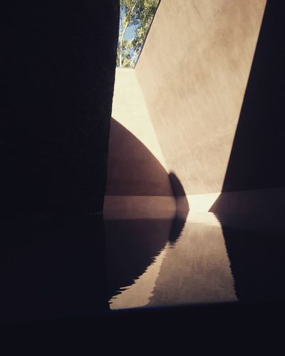 Architectural Detail Architectural Feature Architecture Architecture Architecture_collection Building Built Structure Canberra Canberra City Cbr Close-up Design Detail Empty James Turrell James Turrell Skyspace Landscape Landscape_Collection Light Light And Shadow National Gallery Of Australia NGA No People Reflections Reflections In The Water First Eyeem Photo