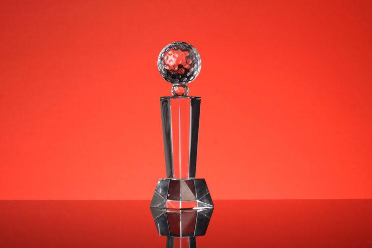 crystal trophy for winning achievement AWARD Achievement Celebration Concepts Shiny Trophy Background Certificate Crystal Design Glass Plaque Recognition Success Transparent