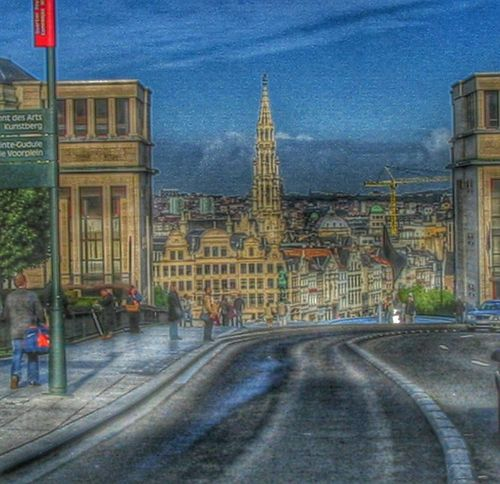Cityview Brussels Collection _ Hdr_oftheworld Best _ Hdr_oftheworld Bns_alleurope Myhdrworld Architecture