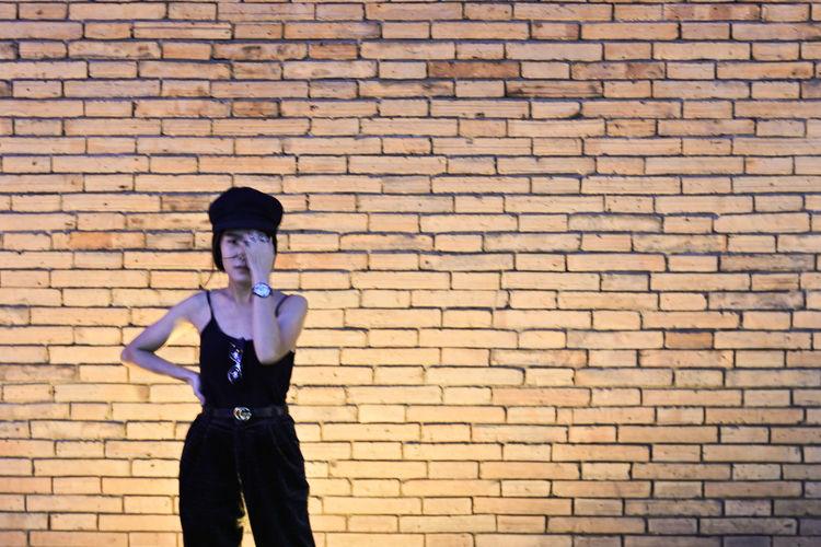 Standing Brick