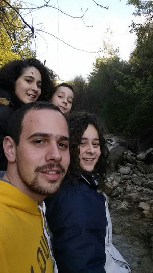 Family Love♥ Ghalboun River