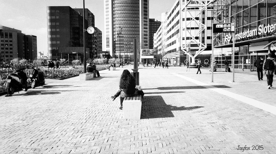 Bnw_friday_eyeemchallenge Blackandwhite Photography Fortheloveofblackandwhite IPhoneography waiting....