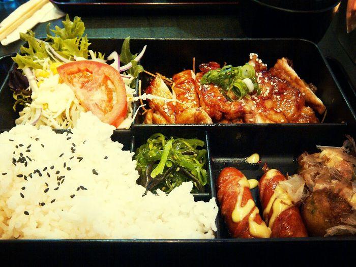Teriyaki chicken bento box! Bento Box Eatmybento Japanese Food Foodphotography