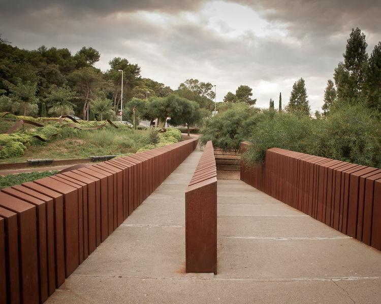 Parc de l'Arbreda Arquitectura Architecture Begur RCRarquitectes