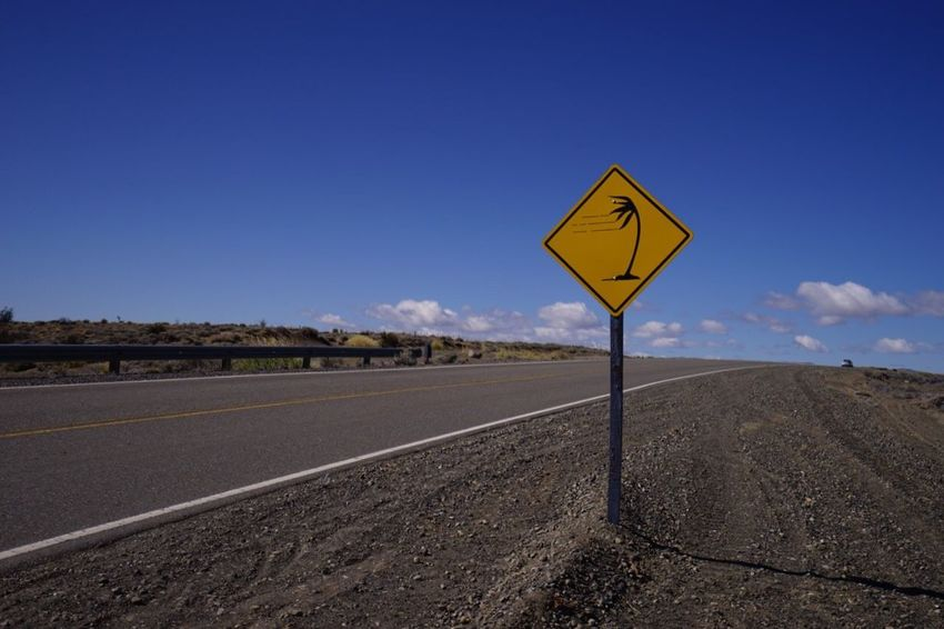 Ventos Patagonicos Patagonian Winds Patagonia Argentina El Chalten Route 40 Panoramic Road Trip Patagonia Argentina Photography Argentina Roadtrip Road Sign Vacations Travelling On The Way The Drive Finding New Frontiers The Great Outdoors - 2018 EyeEm Awards