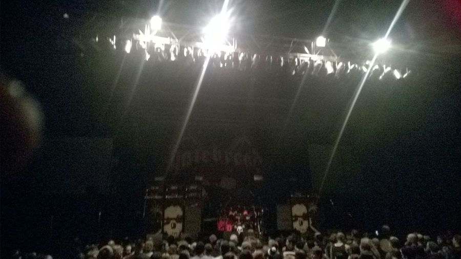 Theknittingfactory Rock'n'Roll Live Music Concert Heavymetal Hatebreed