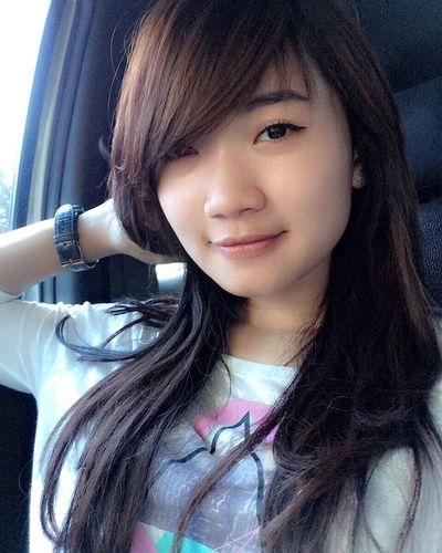 Girl Asian Girl Sexygirl Selfie ✌ People First Eyeem Photo Bukit Cimanggu City Bogor