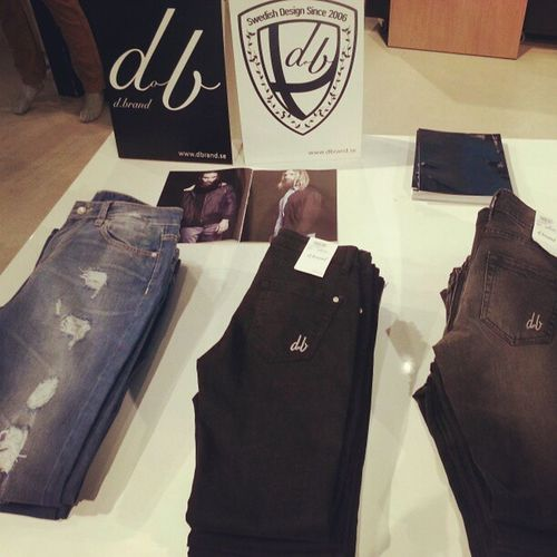 Dbrand Store Casbah Bromma Blocks Fashion Mode
