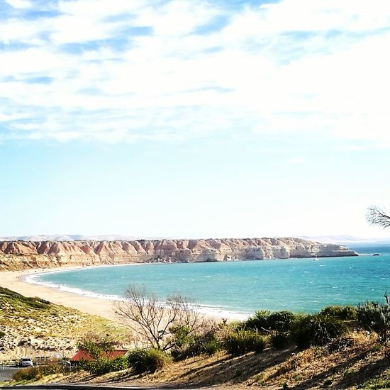 Maslins beach South Australia Sea Sky Beach Outdoors Travel Destinations Cloud - Sky Tranquility Water Coastline Beauty In Nature Nature Scenics No People Day Taking Photos New Life New Talent