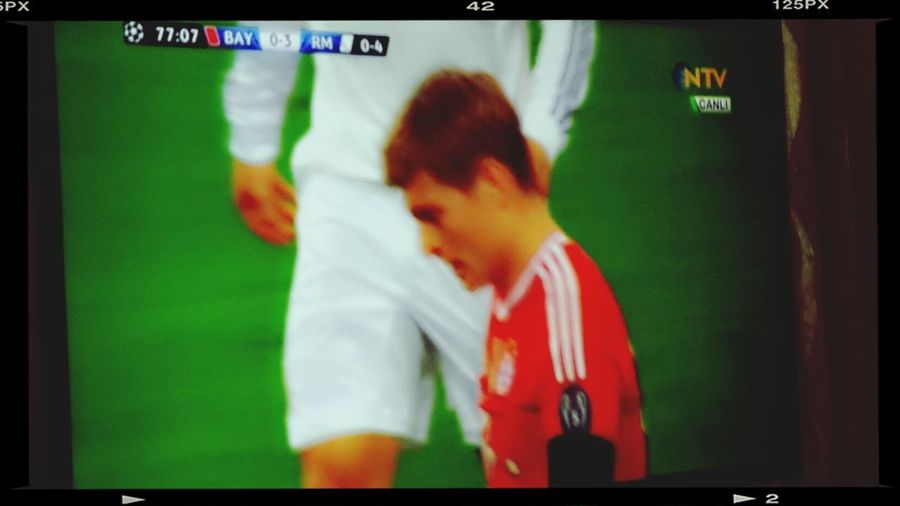 Sorry for Bayern ;) Soccer Match