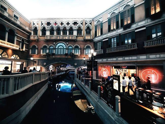Venetian Architecture Built Structure Building Exterior City Travel Destinations