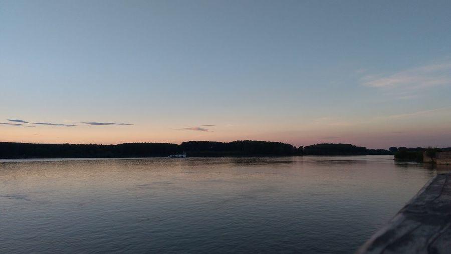 Danube at