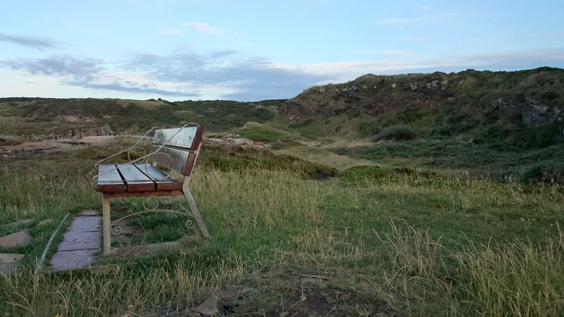 Have a seat Day Eye Em Scotland Green Hill Landscape Nature Outdoors Remote Scenics Scotland Tranquility Uk
