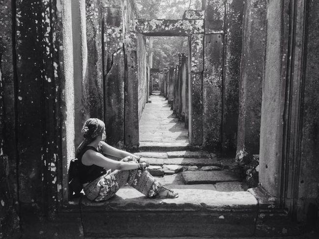 Angkor Wat Temples Cambodia 🗿🌏