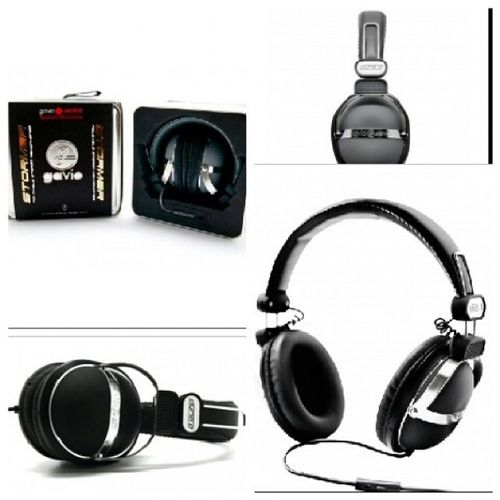 GAVIO DYNA G STOMER headphone.Soft and very comfortable headphone perfect for DJ.Only one color available black.Comes with a pouch. RM155 ONE YEAR PREMIUM WARRANTY Dj GAVIODYNAG GAVIO Jual NAKJUAL MALAYSIA BIGANDNICE
