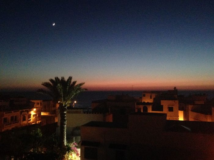 Nightfalll. Asilah, Morocco. First Eyeem Photo