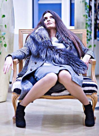 That's Me RobertoCavalli Russian Girl Fashion Model